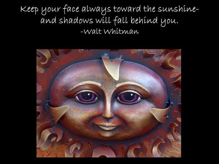Quote by Walt Whitman on Chaella's Inspiration